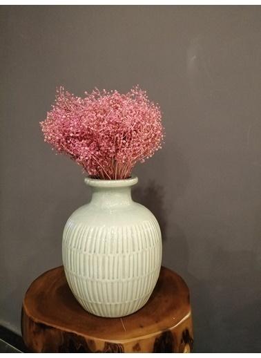 Kuru Çiçek Deposu Kuru Cipso Otu (Aşk Otu) Açık Pembe , Kuru Çiçek Pudra